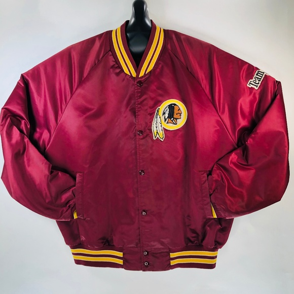 premium selection 23c46 fb439 Vintage Chalkline Washington Redskins Jacket XL